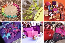 Instagram Handbag Celebrity: @leorangebliss
