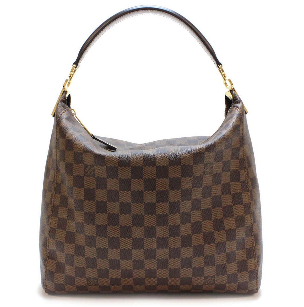 Louis Vuitton Damier Portobello Shoulder Bag