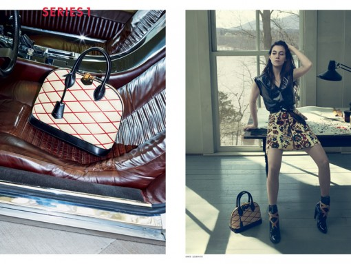 Louis Vuitton Debuts More of Nicolas Ghesquiere's New Ad Campaign