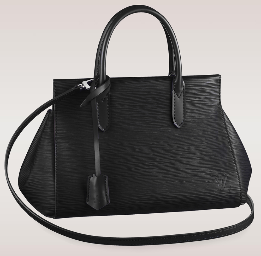 Louis Vuitton Marly BB Black