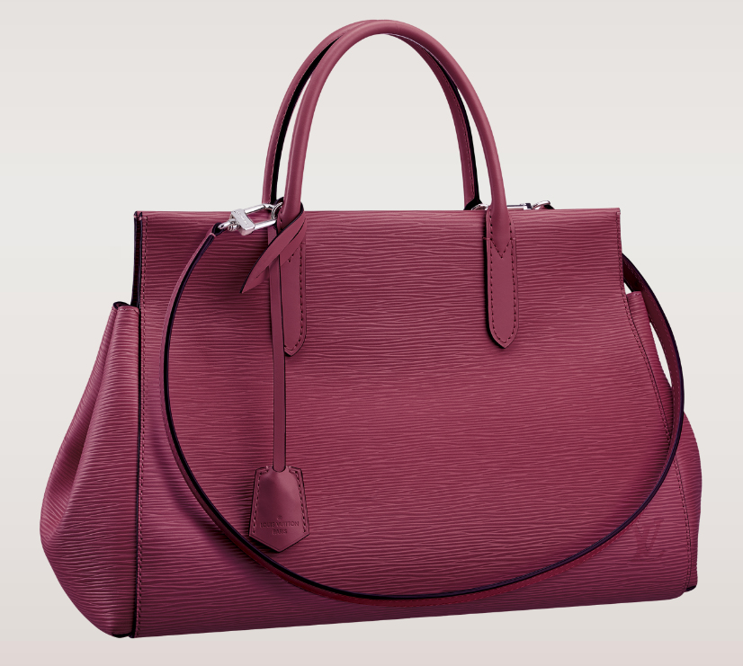 Louis Vuitton Marly MM Fuchsia