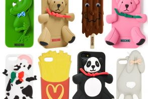 The Amazing, Wacky Moschino iPhone Cases
