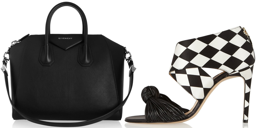 73c41abdaa Perfect Pairs  Givenchy Antigona and Bionda Castana Pumps - PurseBlog