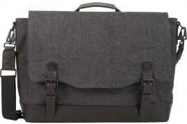 Man Bag Monday: Rag & Bone Canvas Herringbone Messenger Bag