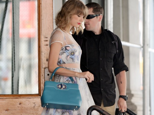 Taylor Swift Bulgari Isabella Rossellini Bag