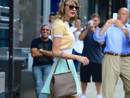 Taylor Swift Dolce and Gabbana Sara Bag