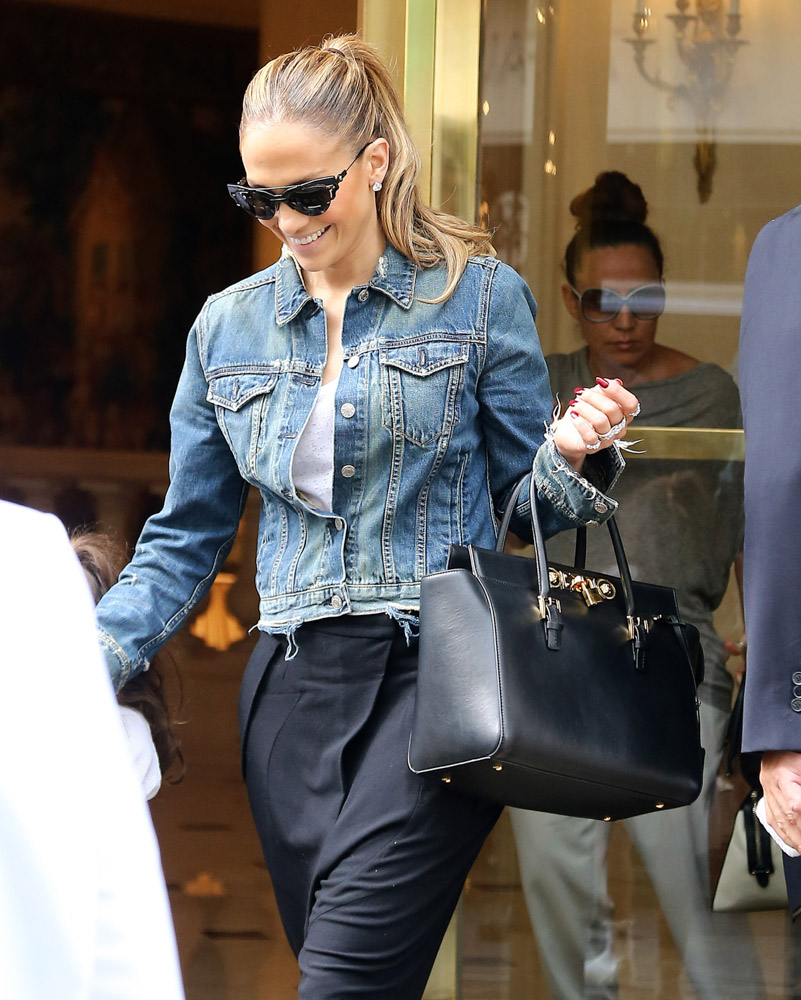 The Many Bags of Celebrities at Paris Couture Week Fall 2014-1