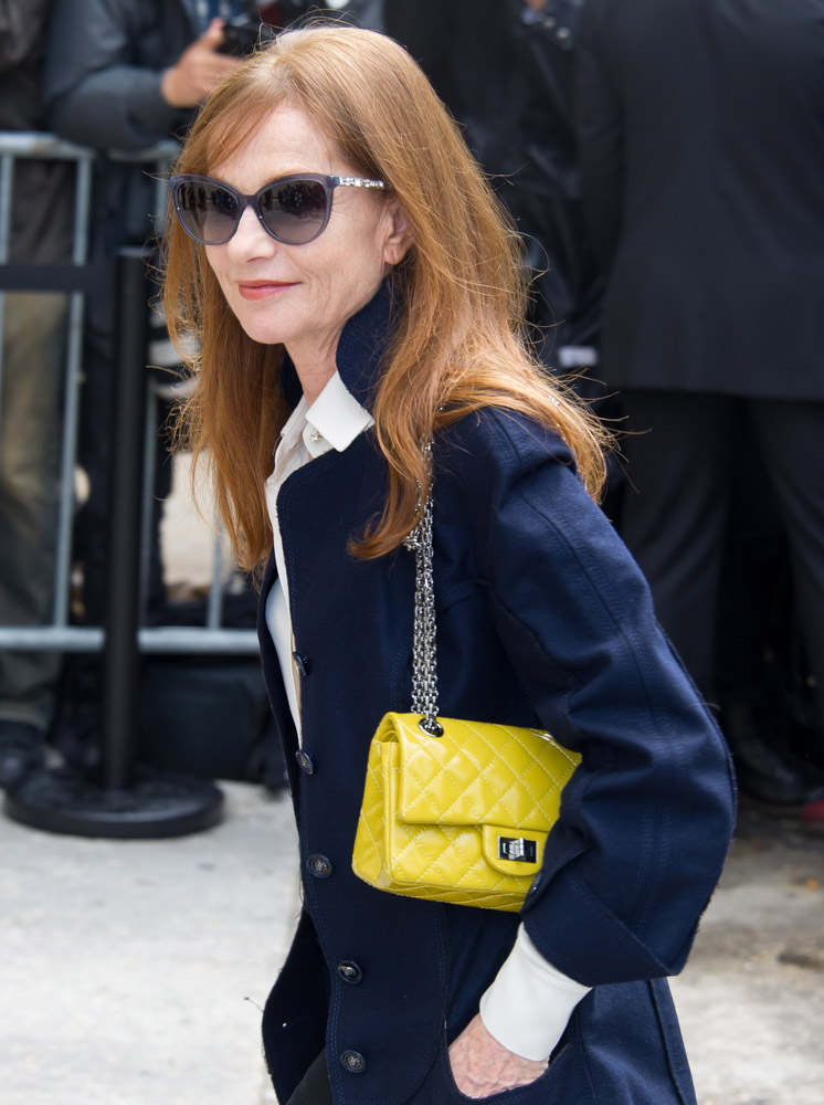 The Many Bags of Celebrities at Paris Couture Week Fall 2014-17
