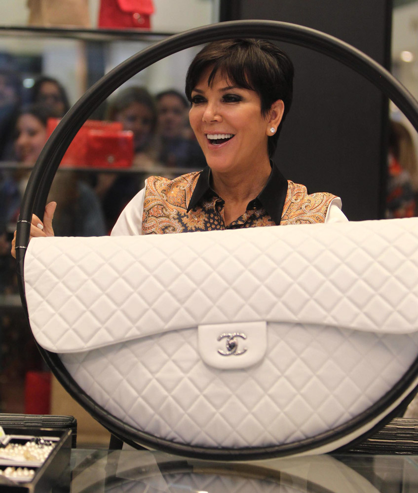 916e884721bd The Many Bags of Kris Jenner - Page 8 of 46 - PurseBlog