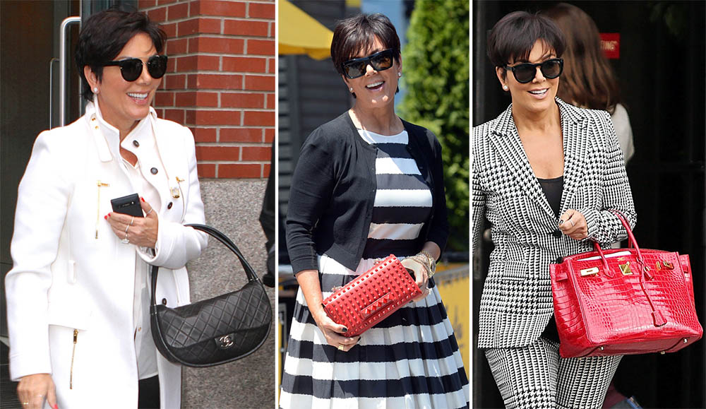 The Many Bags of Kris Jenner - PurseBlog 31964e05fb