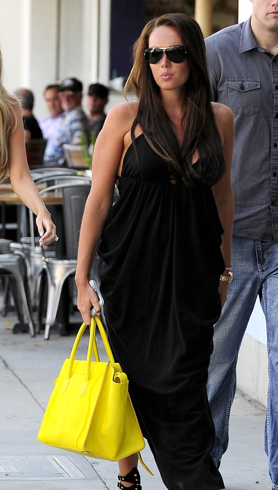 The Many Bags of Petra and Tamara Ecclestone-16