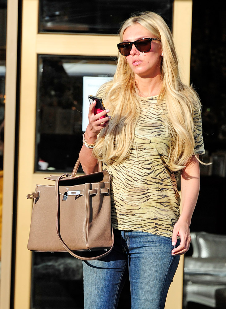 The Many Bags of Petra and Tamara Ecclestone-20