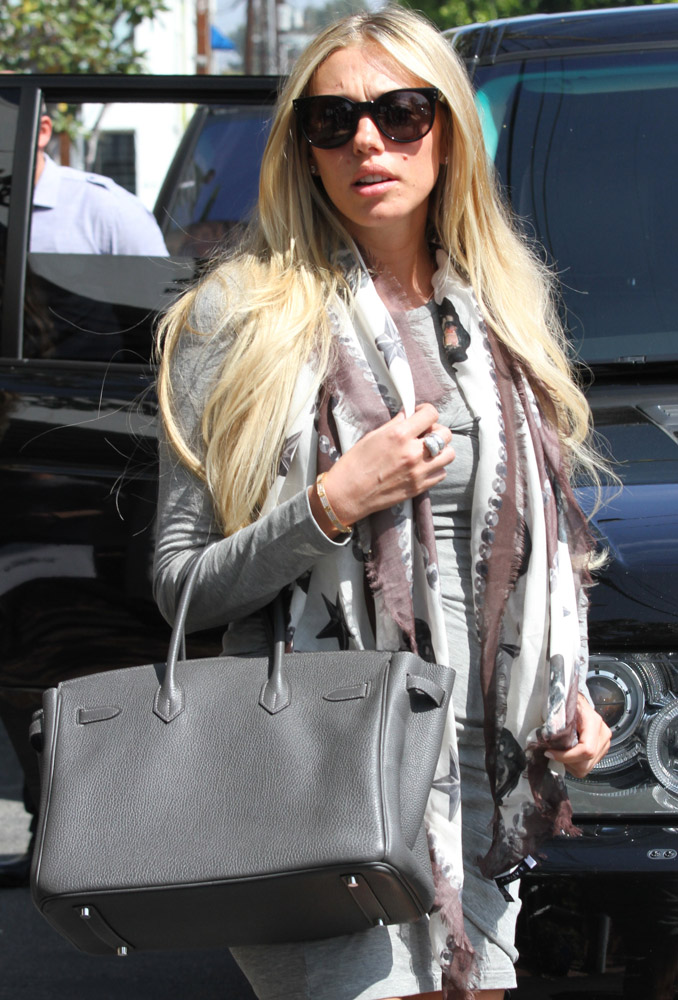 The Many Bags of Petra and Tamara Ecclestone-21