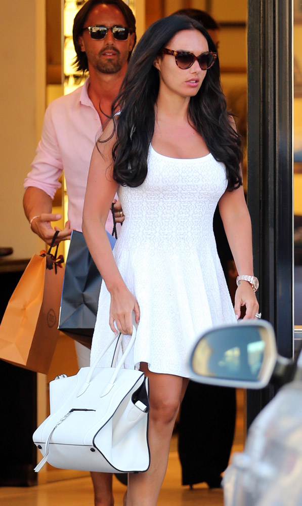 The Many Bags of Petra and Tamara Ecclestone-25
