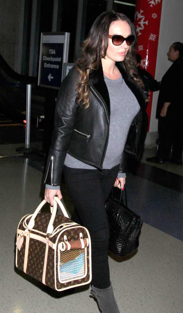 The Many Bags of Petra and Tamara Ecclestone-30
