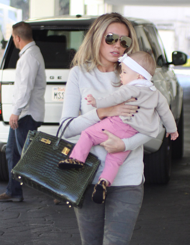 The Many Bags of Petra and Tamara Ecclestone-32