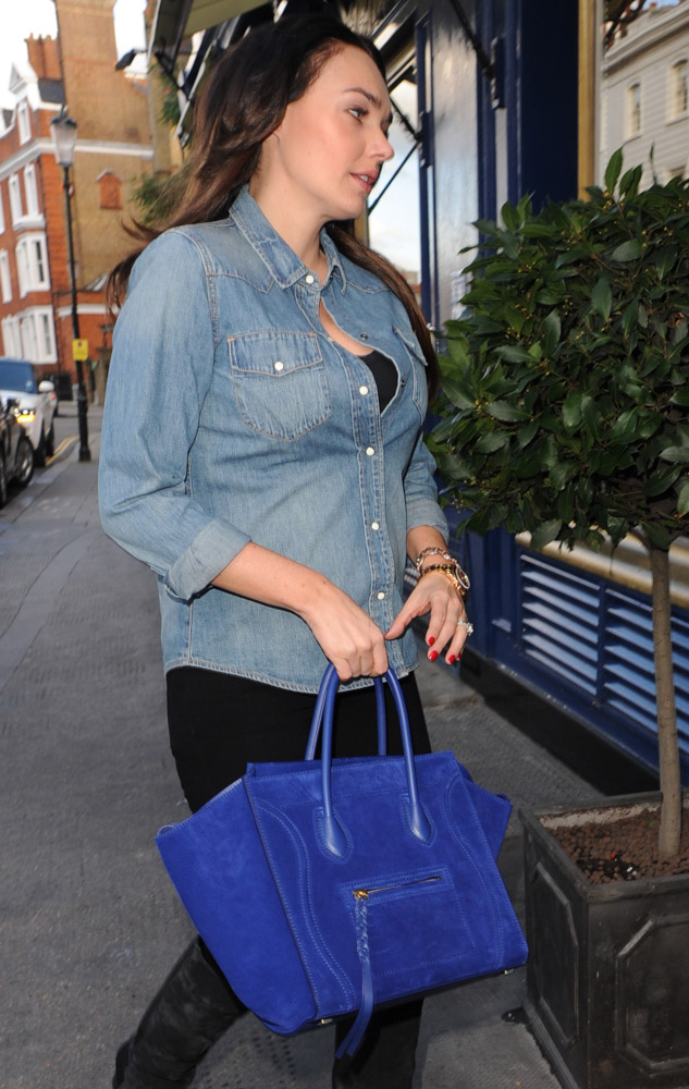 The Many Bags of Petra and Tamara Ecclestone-35