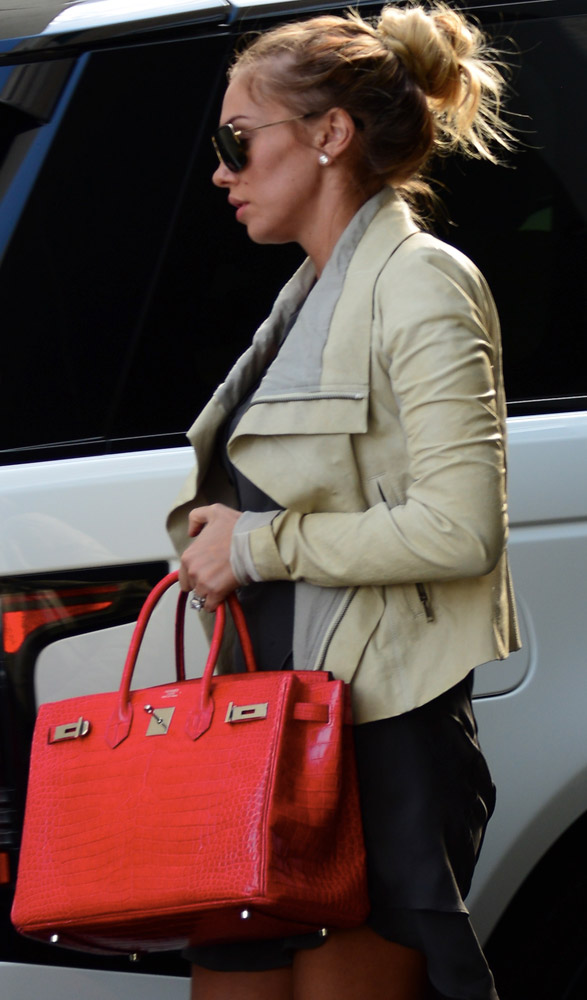 The Many Bags of Petra and Tamara Ecclestone-39