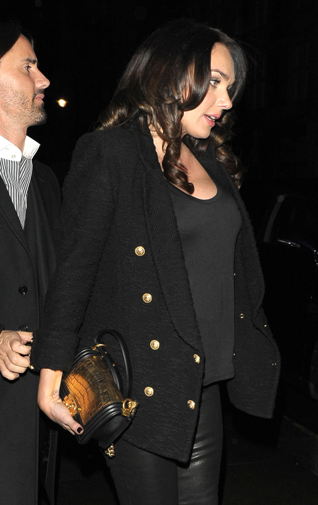 The Many Bags of Petra and Tamara Ecclestone-40