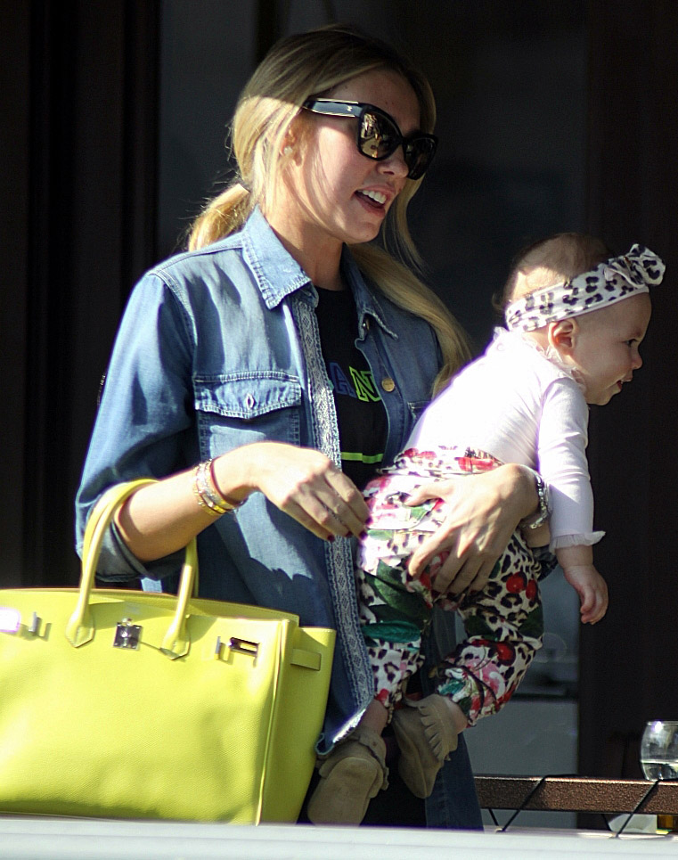 The Many Bags of Petra and Tamara Ecclestone-41