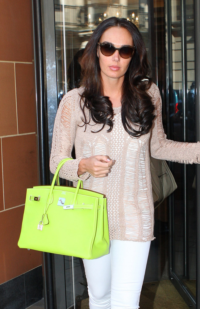 The Many Bags of Petra and Tamara Ecclestone-5