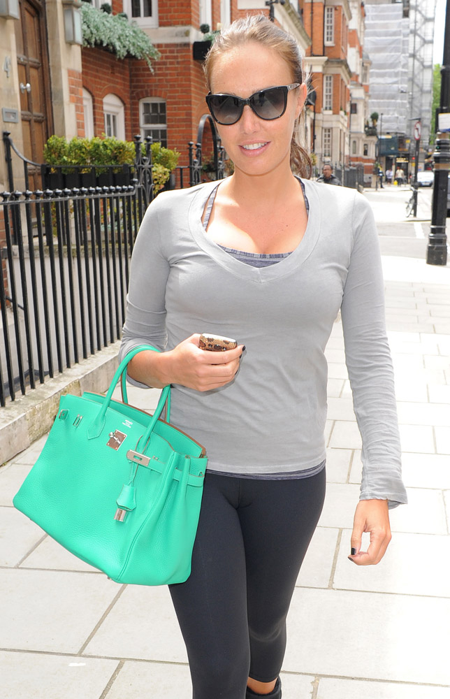 The Many Bags of Petra and Tamara Ecclestone-7