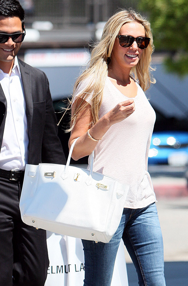 The Many Bags of Petra and Tamara Ecclestone-9