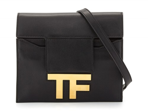 Tom Ford Hidden Tf Shoulder Bag Leather Small hCL0gtp
