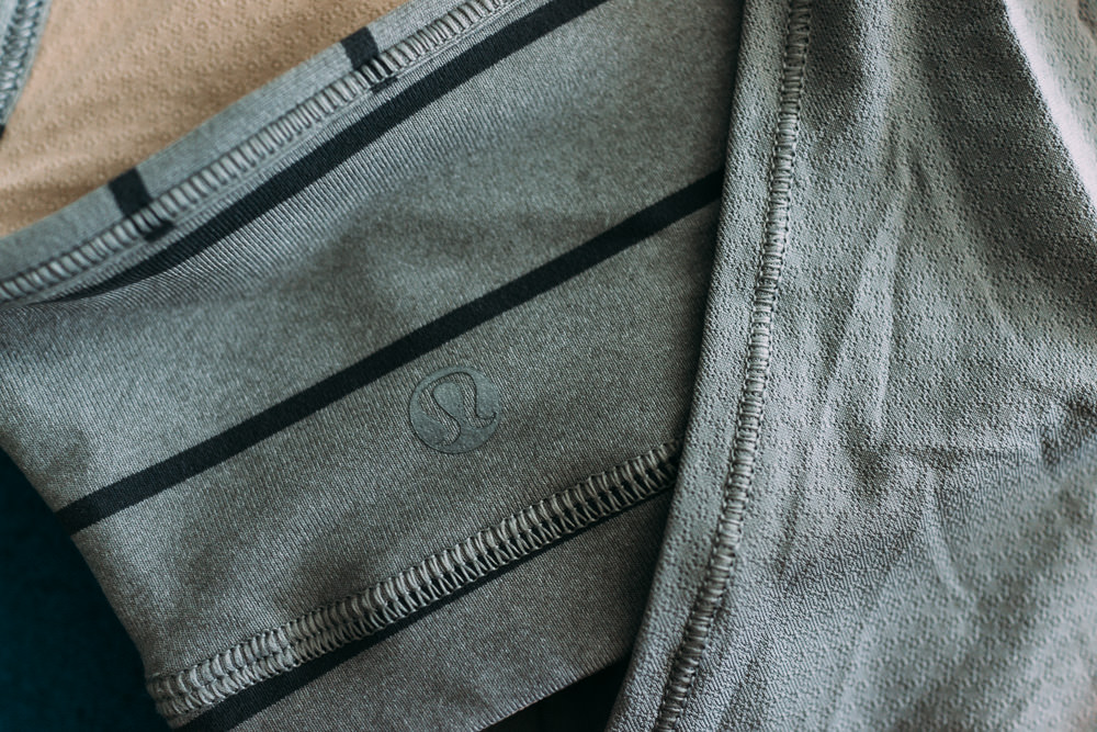 Lululemon No Limits Tank, $64