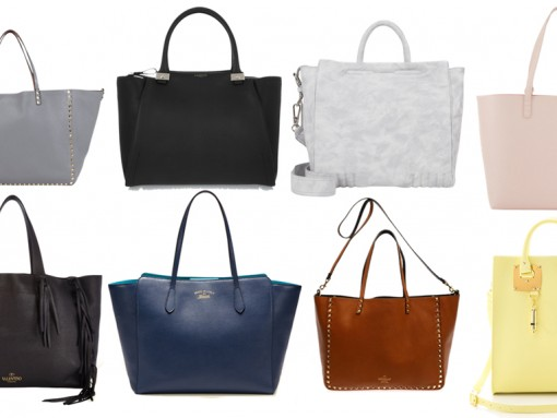 Want It Wednesday: Simple Totes