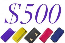 5 Under $500: Long Wallets