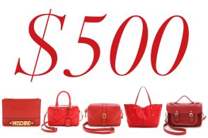 5 Under $500: Red All Over