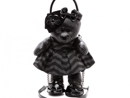 Alice and Olivia Stuffed Animal Bear Bag