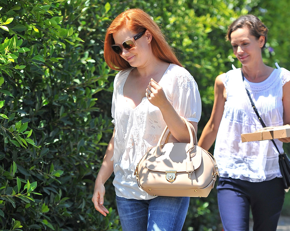 96c0e1d4dba7 The 10 Best Celebrity Bag Looks of Summer 2014 - PurseBlog