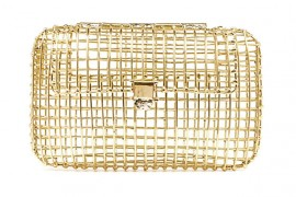 Anndra Neen to Auction Off Solid Gold Clutch Commissioned by Carine Roitfeld