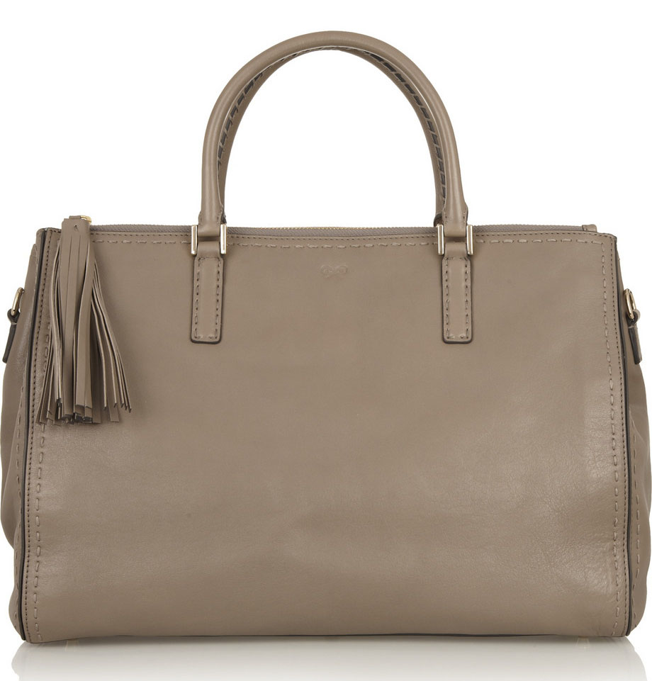 Anya Hindmarch Pimlico Leather Tote