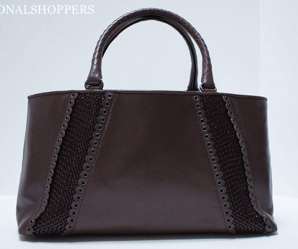 Bottega Veneta Scalloped Edge Tote