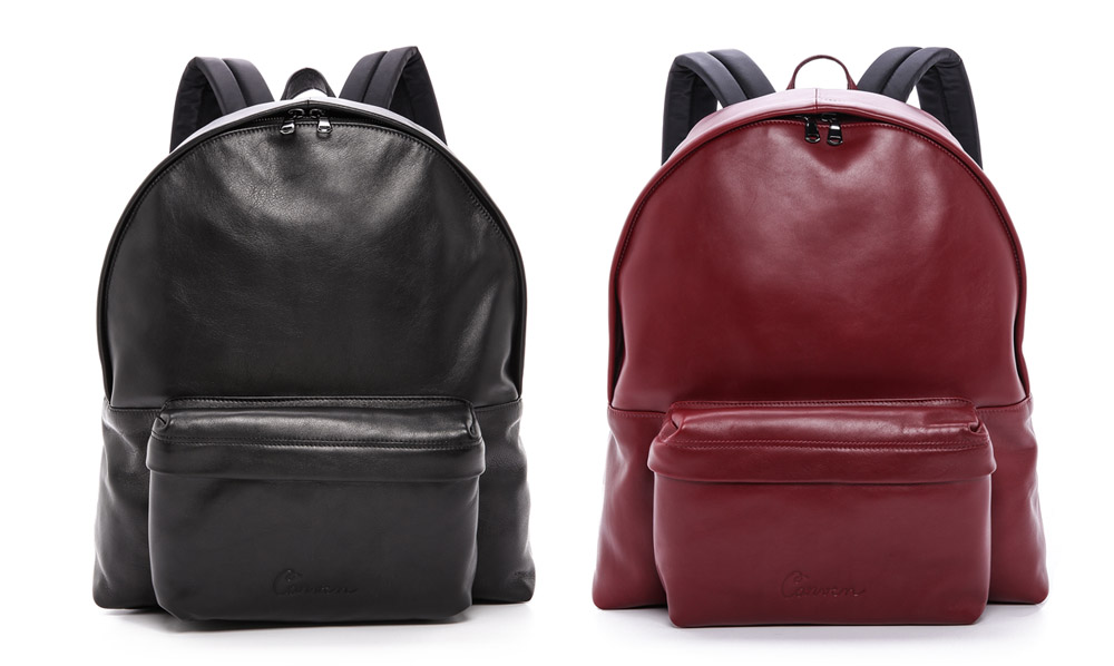 Man Bag Monday: Carven Leather Backpack - PurseBlog