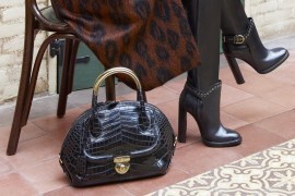 Ferragamo Releases Its Fall 2014 Collection With a Digital Trunk Show