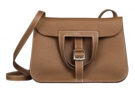 Buzz Worthy: The Brand New Hermès Halzan Bag