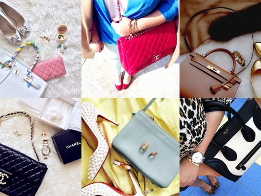 Instagram Handbag Celebrity mwanwan