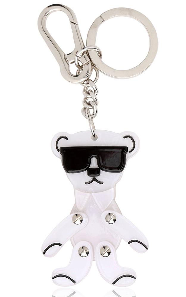 Karl Lagerfeld Bear Key Holder