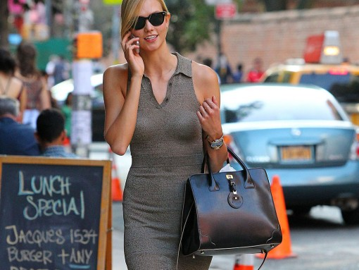 Karlie Kloss Jason Wu Jourdan Tote