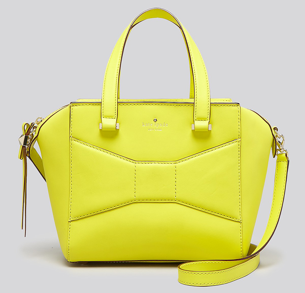 Kate Spade Two Park Avenue Small Beau Bag