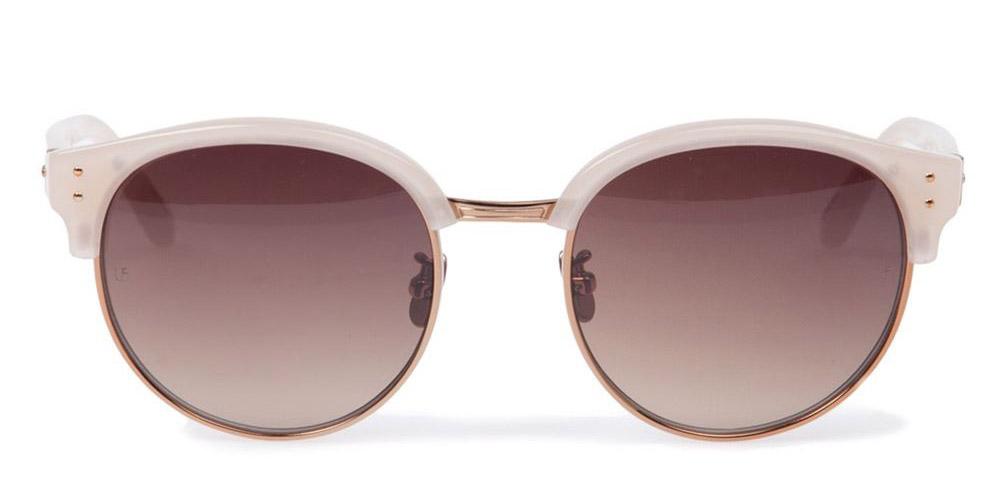 Linda Farrow Browline Sunglasses