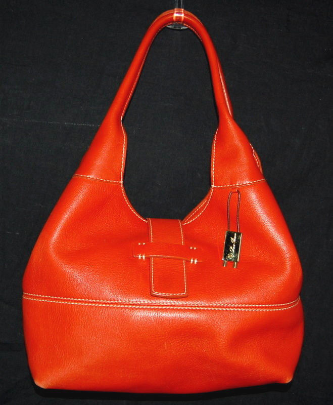 Loro Piana Leather Hobo