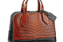 Louis Vuitton to Release $54,500 Croc Bag for Fall 2014