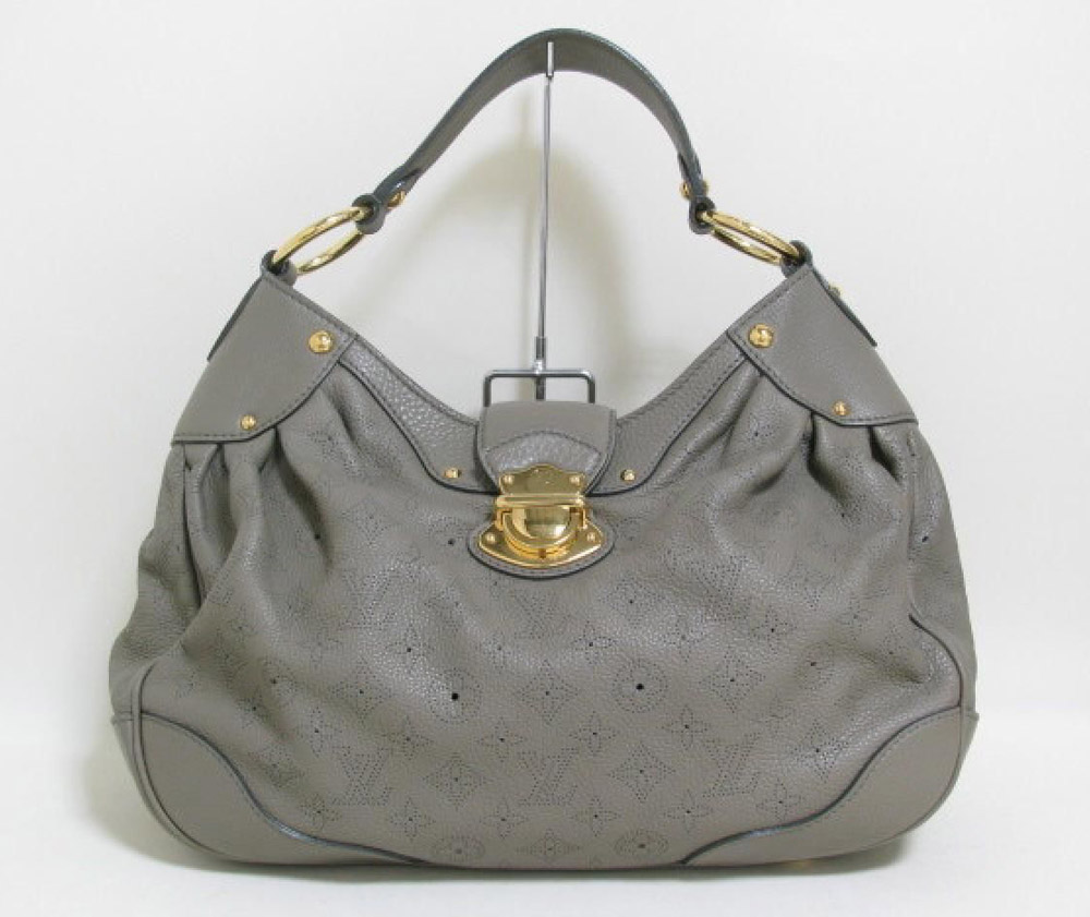 Louis Vuitton Mahina Solar PM Shoulder Bag