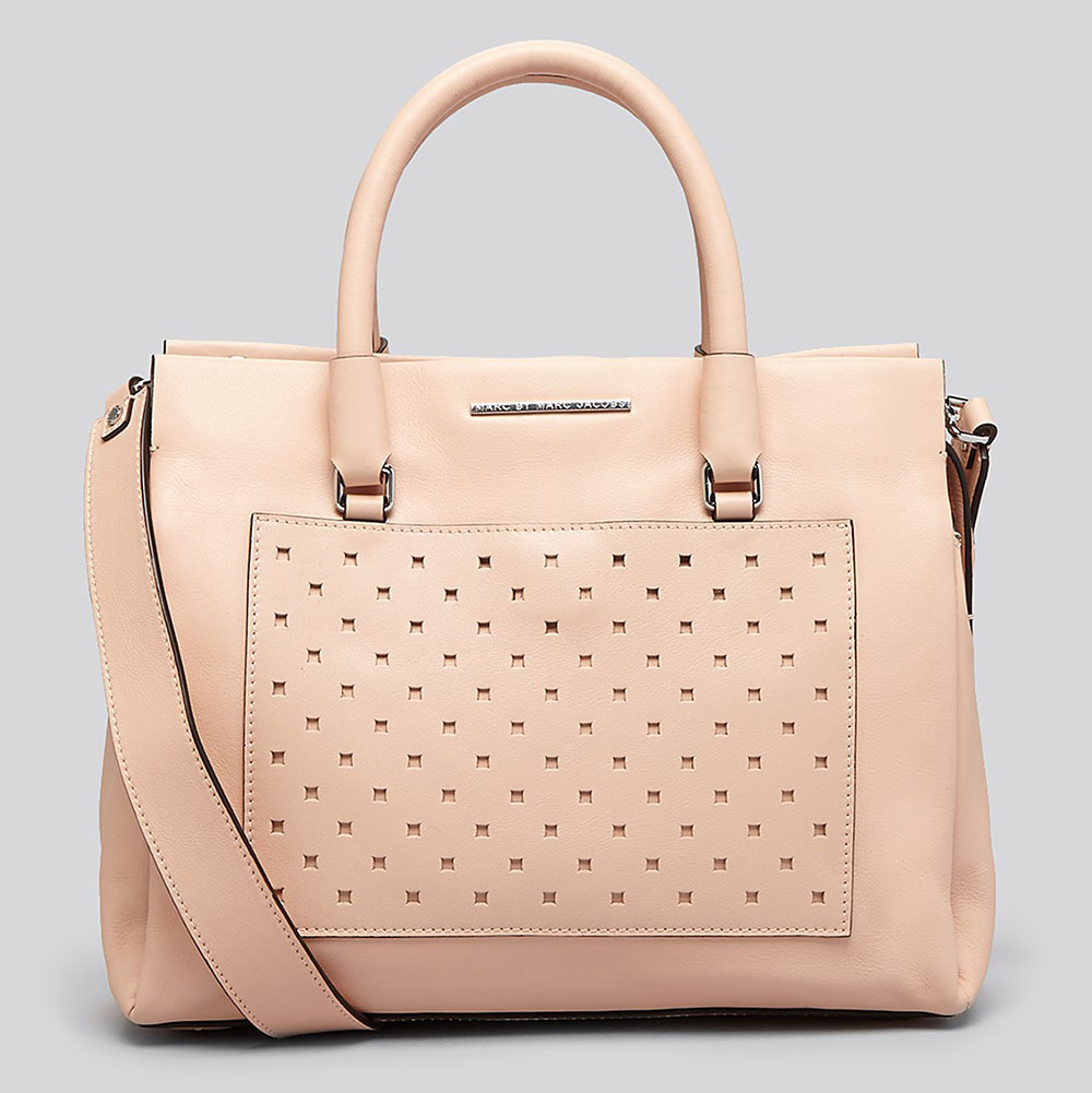 Marc by Marc Jacobs Know When to Fold 'Em Perforated Jina Tote