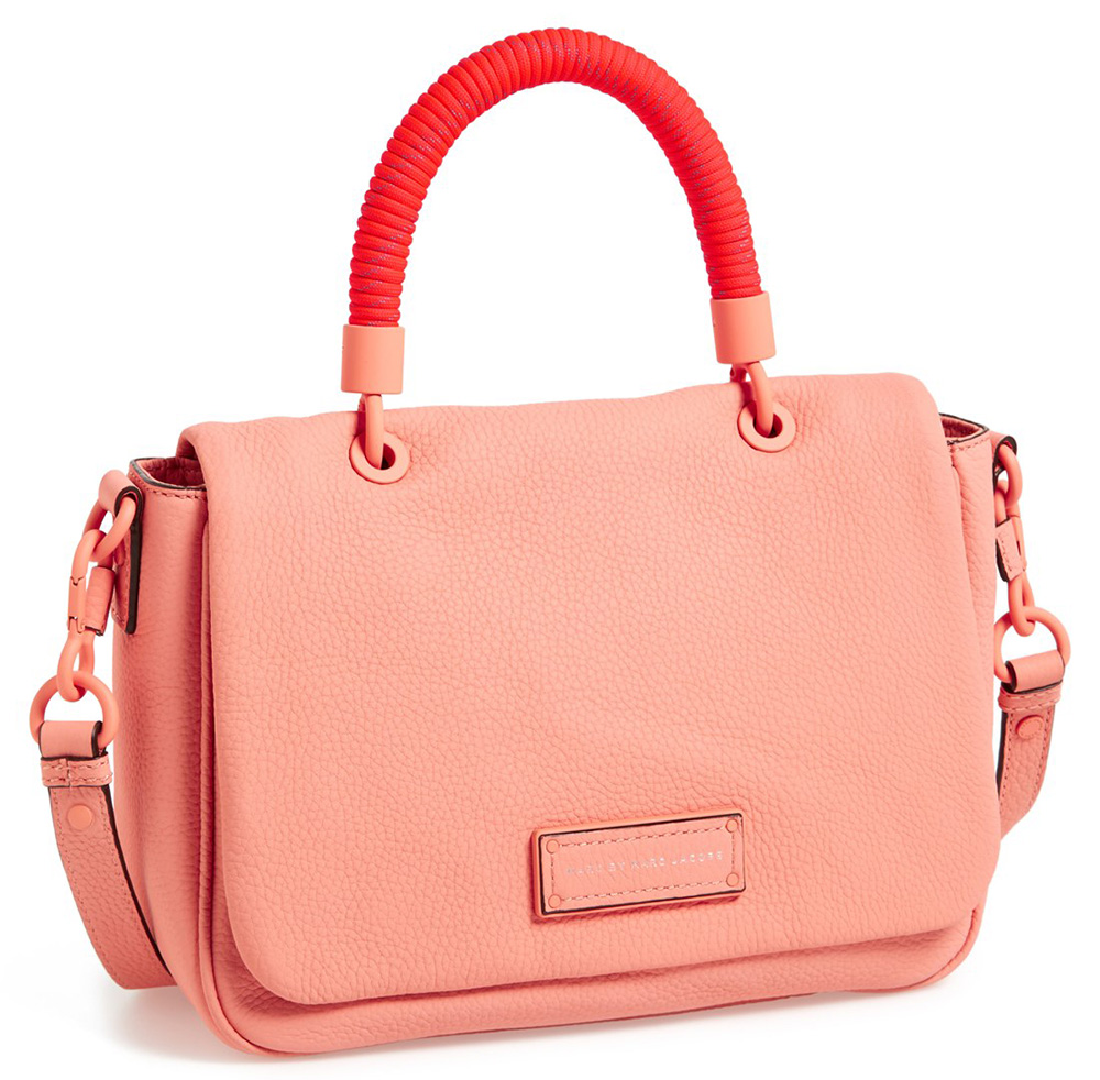 Marc by Marc Jacobs Small Too Hot to Handle Leather Tote